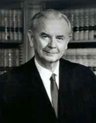 Supreme Court Justice William Brennan