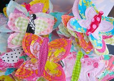 fabric butterflies, fabric scraps crafts, fabric scrap crafts, quilt, sew project, scrap sewing projects, scrap fabric crafts, fabric scrap projects, wreath