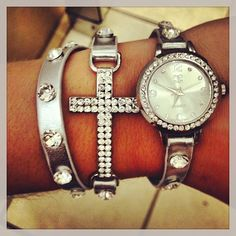Charming Charlie arm candy<3