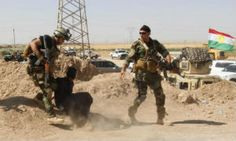 ISIS on the run! Kurdish forces on the move towards Mosul! - Middle East - International - News - Catholic Online - 17 September 2014