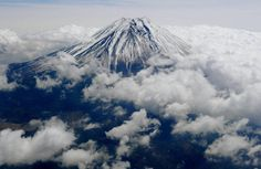 Toxic air pollution from China causes high mercury level atop Mount Fuji, Japanese study says - @Amy Pincock