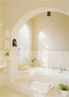 lovely Spanish bathroom