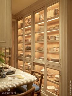 classical French kitchen styling