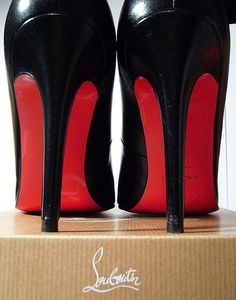 I will have a pair of Louboutins before I die...