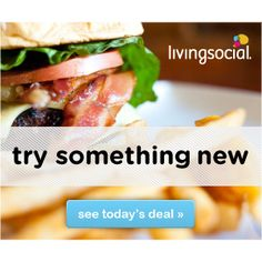 Living Social : 15% off any order