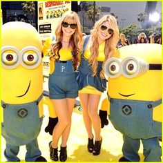 minion costume - yes!