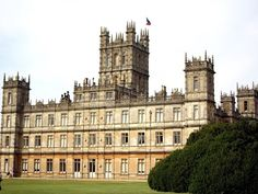 Downton Abbey in England | http://www.aladyinlondon.com