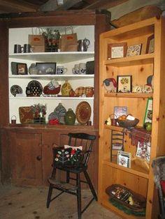 The Gift Shop #HistoricHannasTown #Greensburg #PA