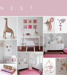Check out our awesome little girls room. Get more decorating ideas at http://www.CreativeBabyBedding.com