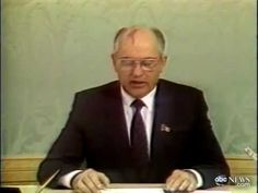 Chernobyl Nuclear Disaster: Soviet leader Gorbachev makes first comments, May 14, 1986-- 18 days after the accident
