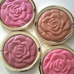 New Milani blushes - aren't these gorgeous??