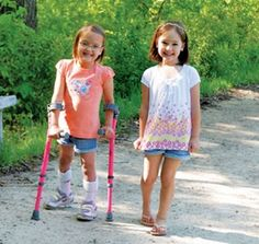 """Siblings In A Special Needs Family: When Kim Hanna's daughter Zoe, 6, was asked what she thought about her 3-year-old sister having Down syndrome, her response was simple. """"Jade doesn't know how to be a kid with Down syndrome. She just knows how to be awesome."""" kid"""