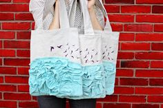 #sewing #tote