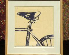 Freedom (Woodblock Print)