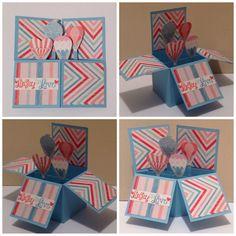 Lucky in love Card in a Box