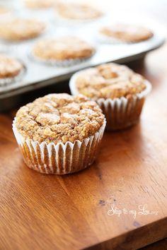 Paleo+Banana+Muffins