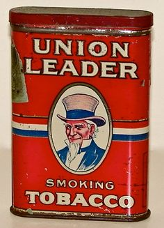Uncle Sam - Union Leader Smoking Tobacco