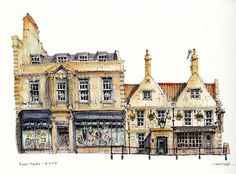 Rossiters and pub, Bath   Flickr - Photo Sharing!