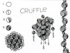 tanglebucket: CRUFFLE tangle