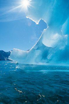 Alaska vacations are for glacier lovers. #alaska #celebritycruises