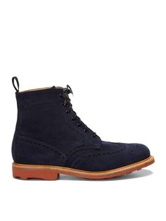 Mark McNairy - Country Brogue Boots
