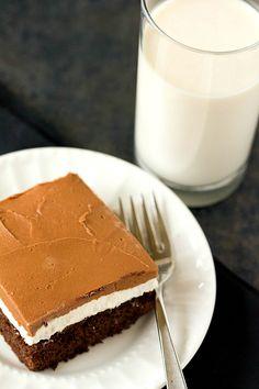 Ho Ho (Ho) Cake by @Michelle (Brown Eyed Baker)