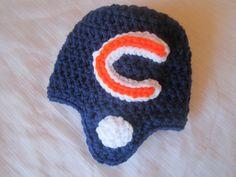 hats, chicago bears, decor idea, da bear, bear hat