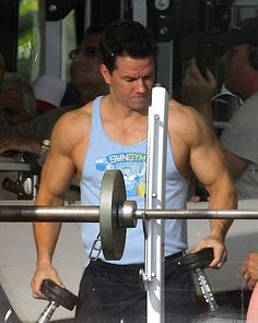 Mark Wahlberg workout for Pain & Gain | Fitnezz.net