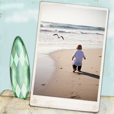 Beach Family Photography - Barefoot Memories San Diego