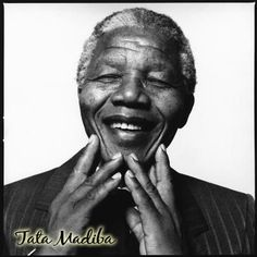 In South Africa, Mandela is often known as Madiba, his Xhosa clan name; or as tata (Xhosa: father).    Mandela has received more than 250 awards over four decades, including the 1993 Nobel Peace Prize.    It's amazing people like this man, just one person, that changes our way of looking at others, at the world, and at ourselves.    God Bless You, Tata.