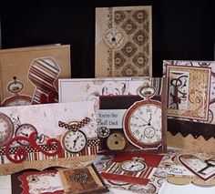 Cards for Dad and the other guys in your life, made for The Stamp Simply Ribbon Store.