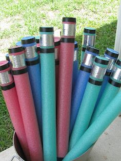 pool noodles, lego star wars, birthday parties, star wars birthday, pool toys, birthday party games, star wars party, light saber, party lights