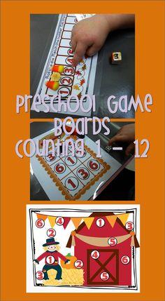 preschool activ, preschool fall, sens, fall game, preschools
