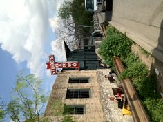 Stubbs BBQ in Austin #nwvintage