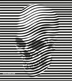 Op Art With Movement Lines - Lessons - Tes Teach
