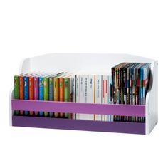 Rangement livres on pinterest book storage ranger and for Bureau qui s accroche au mur
