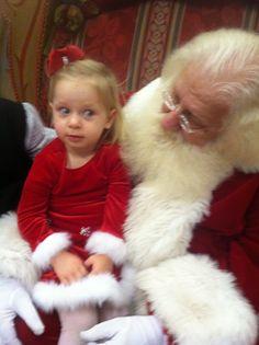 Santa Claus Side-Eye