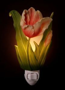 Ibis & Orchid Tulip Night Light