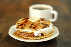 S'mores Pancake Recipe