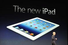 LOVE IT!! The new iPad 3