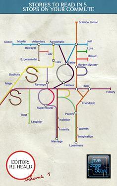 Five Stop Stories