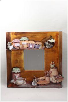 Credenzina di campagna di Roberta Marone | Découpage 3D
