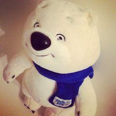 Sochi Olympics Stuffed Animal