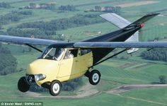 Flying Car..... one of 6 built in 1946 still flying in 2012