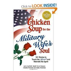 A great read for any military wife! <3 i loved this book, great for those quite nights