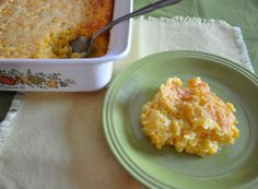 Thanksgiving Sides Recipes: Jiffy Corn Casserole