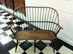 Colonial Style Bench