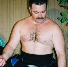 huge musclebear spandex