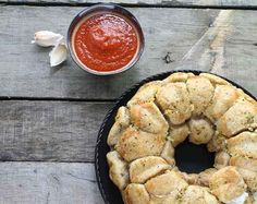 Stuffed Garlic Monkey Bread   31 Delicious Things To Cook In December