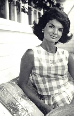 jackie o gingham, peopl, fashion, first ladies, strong women, style icons, beauti, beauty, jacki kennedi